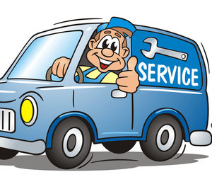 Mechanician Service Van